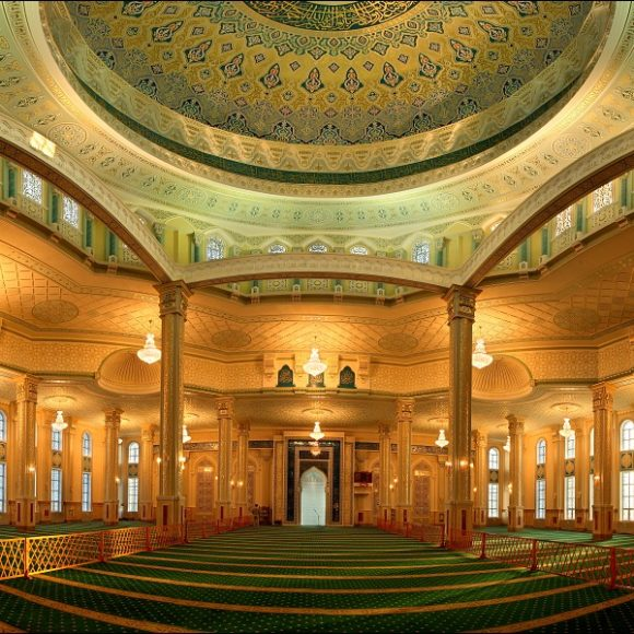 KINSHASA CENTRAL MOSQUE PROJECT
