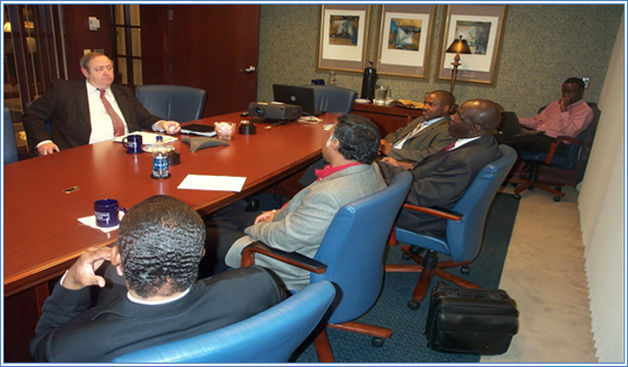 PEKIN – CHINA  Meeting for the  Airport Project of Congo DRC